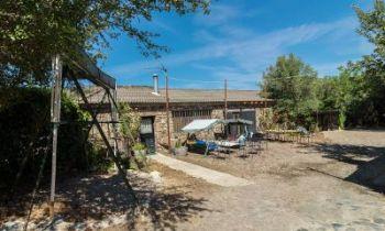Alojamiento rural capacidad para 18 pesonas en Navas de Estena, Parque Nacional de Cabañeros, Ciudad Real, cerca de Toledo y Madrid