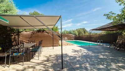 casa rural con piscina Navas de Estena, Parque Nacional de Cabañeros, Ciudad Real