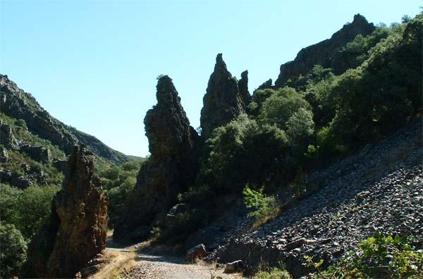 Geo ruta en Navas de Estena, Parque Nacional de Cabañeros, Ciudad Real, cerca de Toledo y Madrid