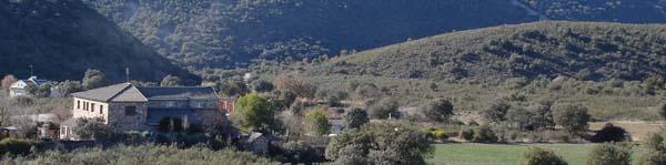 casa rural Navas de Estena, Parque Nacional de Cabañeros, Ciudad Real
